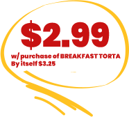 Price promotion of two dollars
